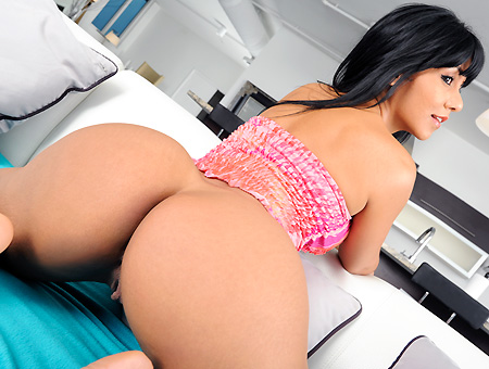 Latinas Have Huge Asses Made For Anal!
